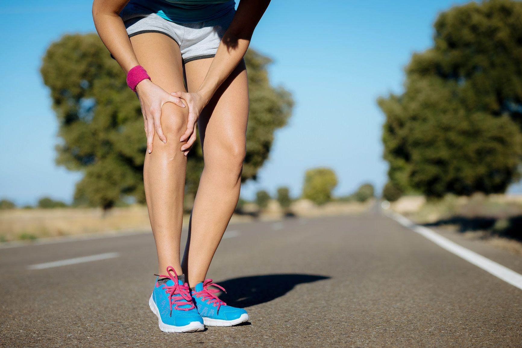 Zespół bólowy przedniego przedziału kolana