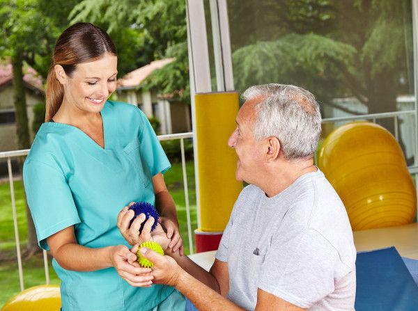 terapia - choroba Parkinsona