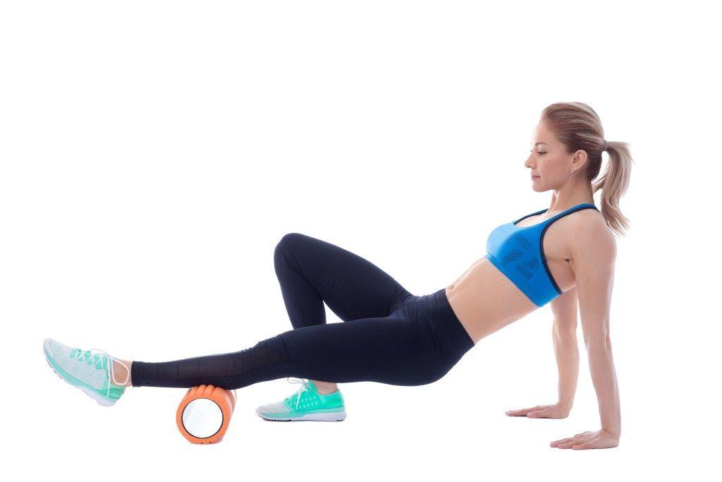roller - ćwiczenia
