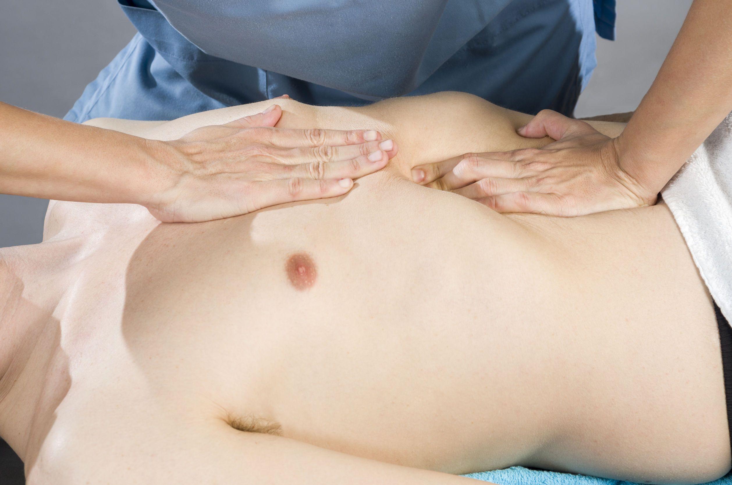 terapia manualna przepony
