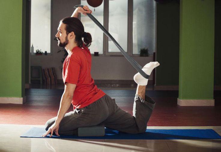 Poizometryczna relaksacja mięśni z wykozystaniem paska