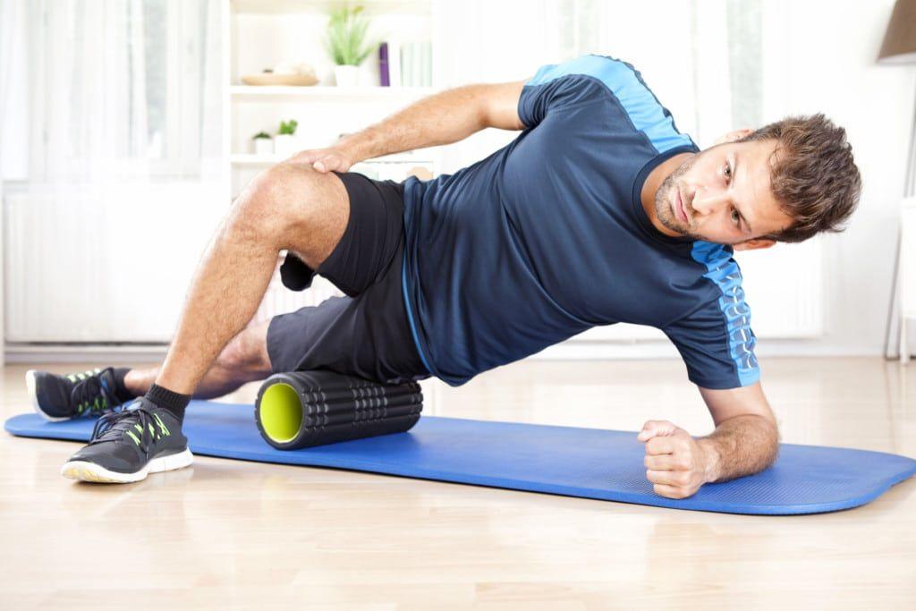 ćwiczenia - roller
