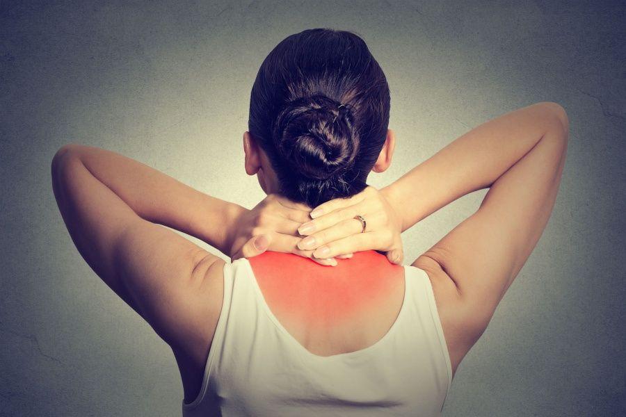 ból kręgosłupa odcinek piersiowo szyjny
