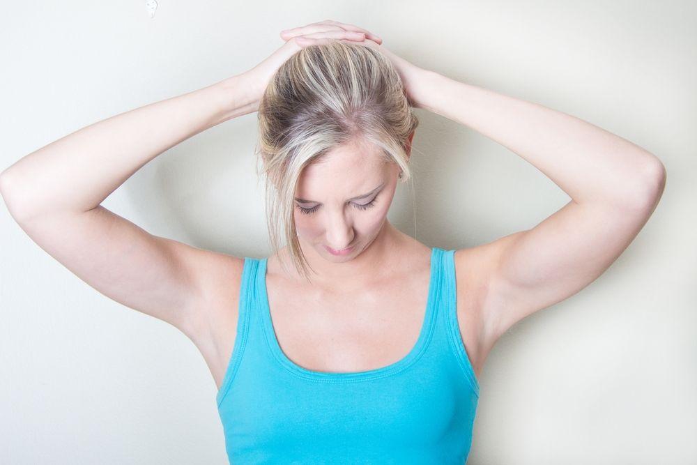 ćwiczenia rozciągające mięśnie szyi