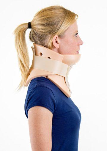 Orteza odcinka szyjnego kręgosłupa