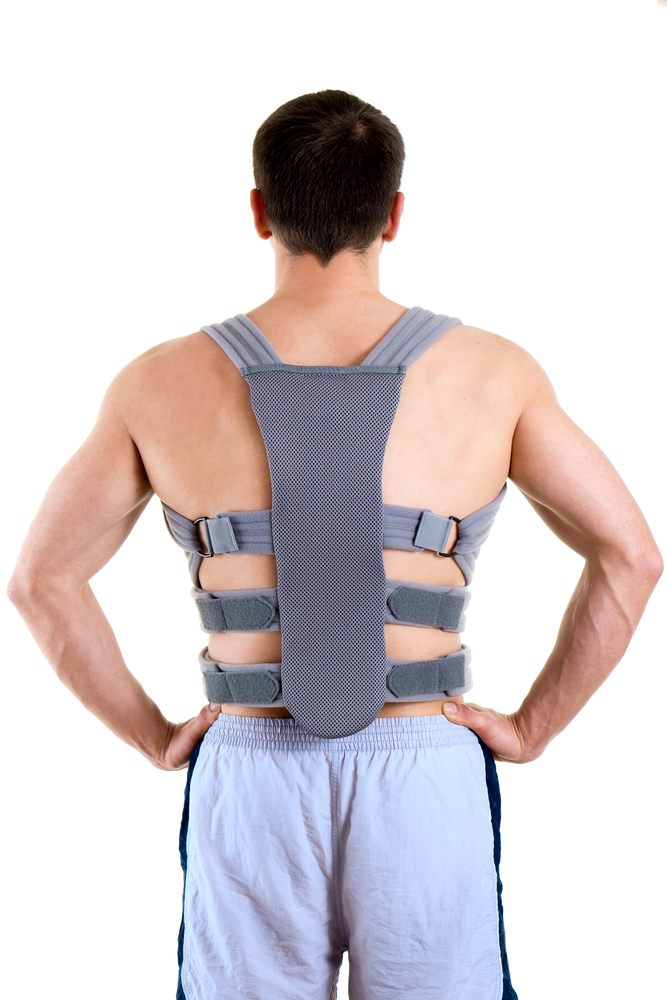 ortezy odcinka piersiowo-lędźwiowo-krzyżowego kręgosłupa