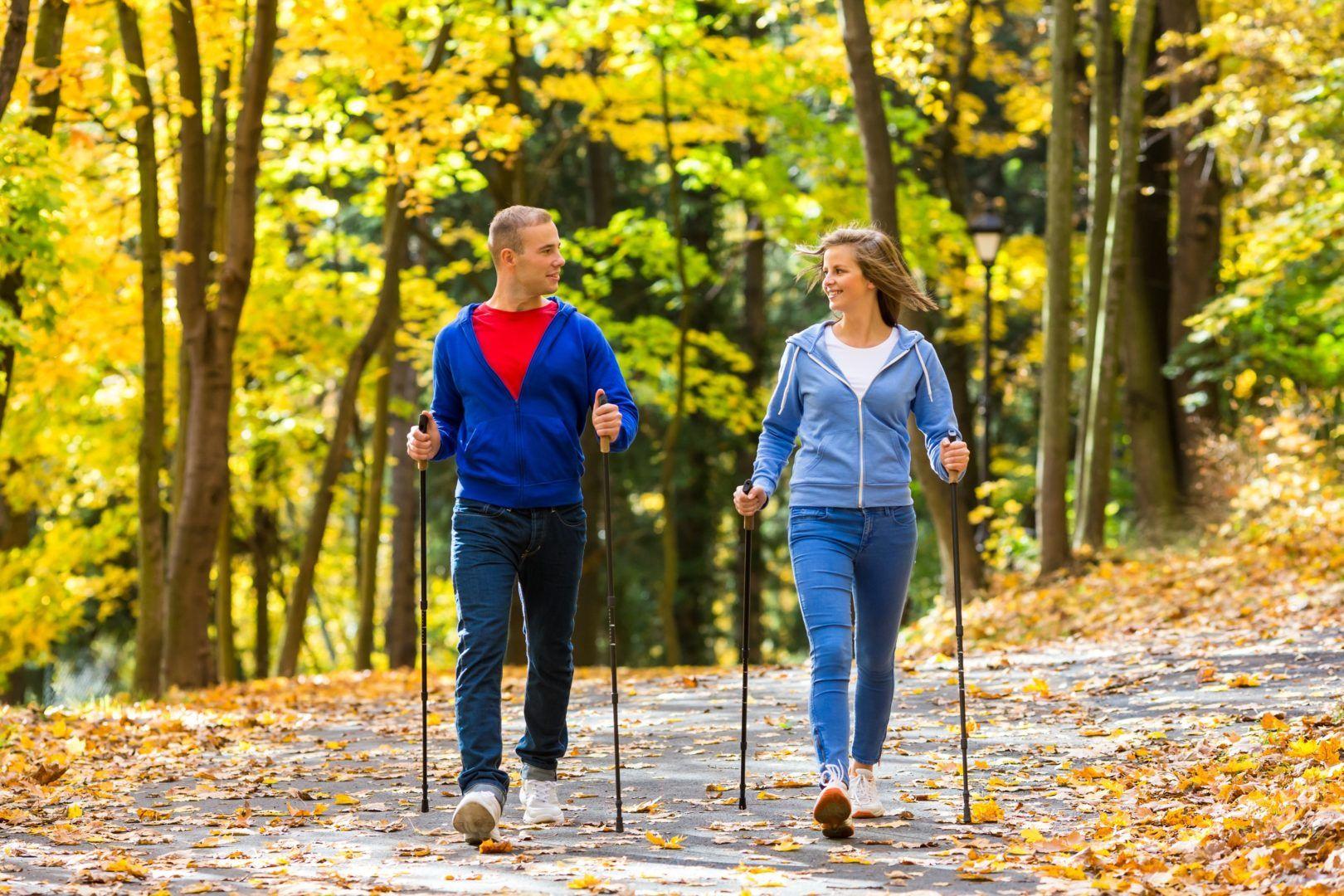aktywność fizyczna - hiking