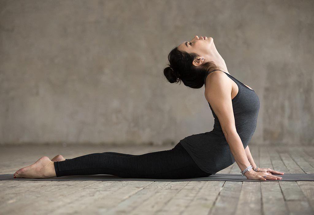 gimnastyka kręgosłupa - przeprost