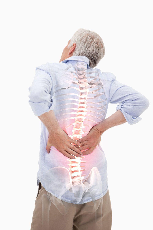 objawy zwyrodnienia kręgosłupa