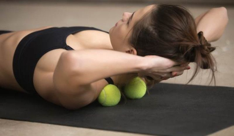 rozluźnianie mięśni ramion