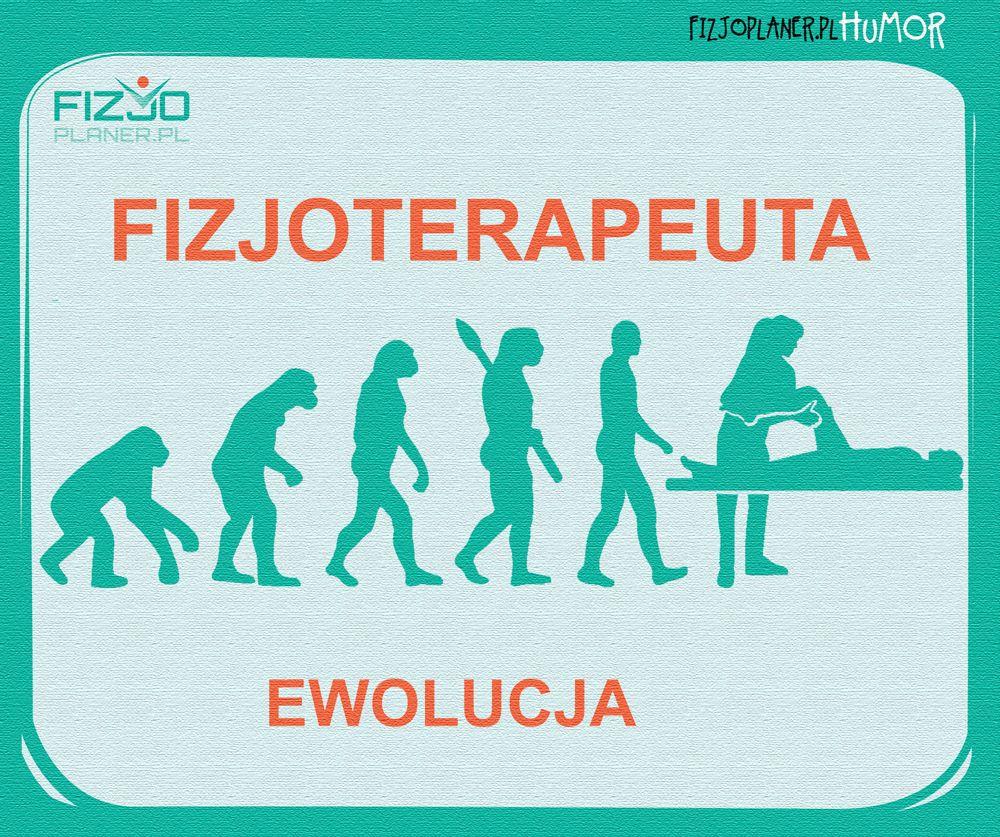 Fizjoterapeuta, fizjoplaner.pl/humor