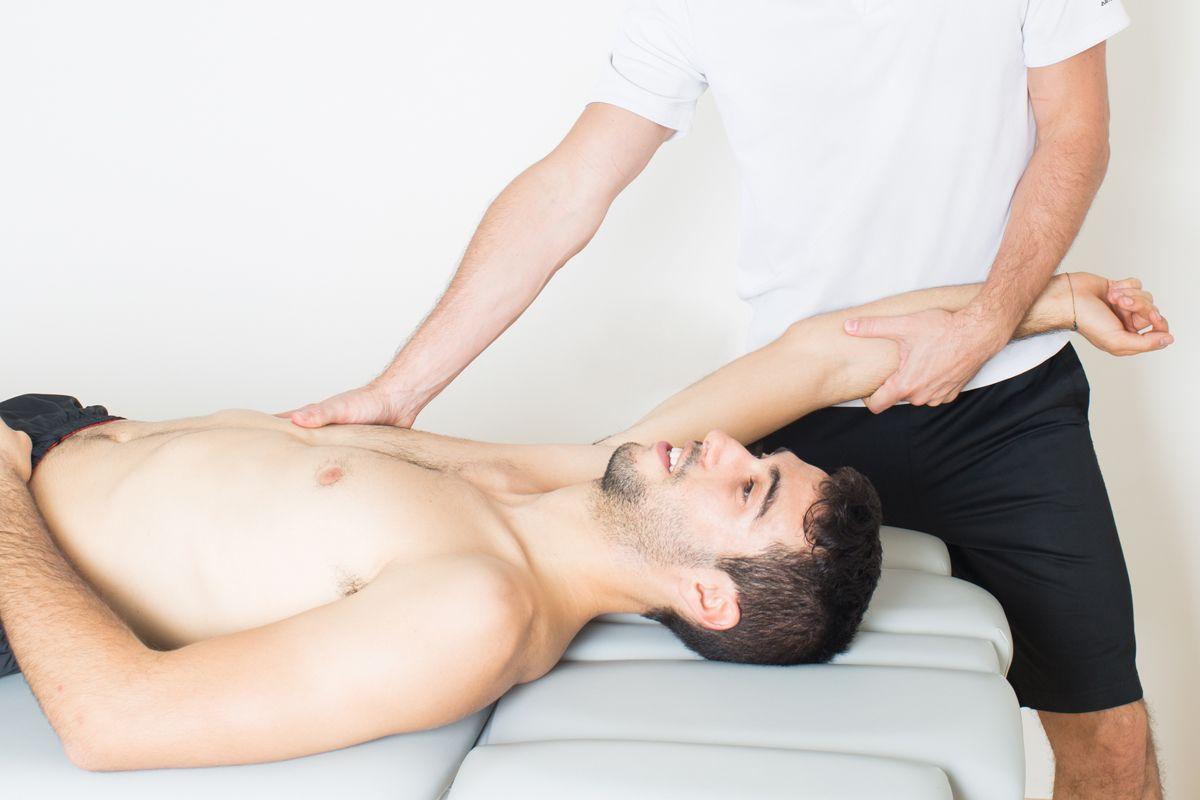 technika rozluźniania mięśni ruchem czynnym