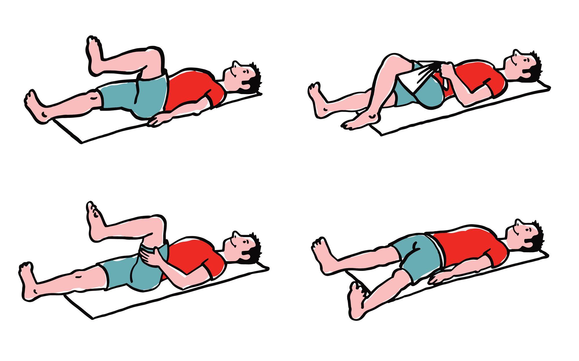 ćwiczenia staw kolanowy 3