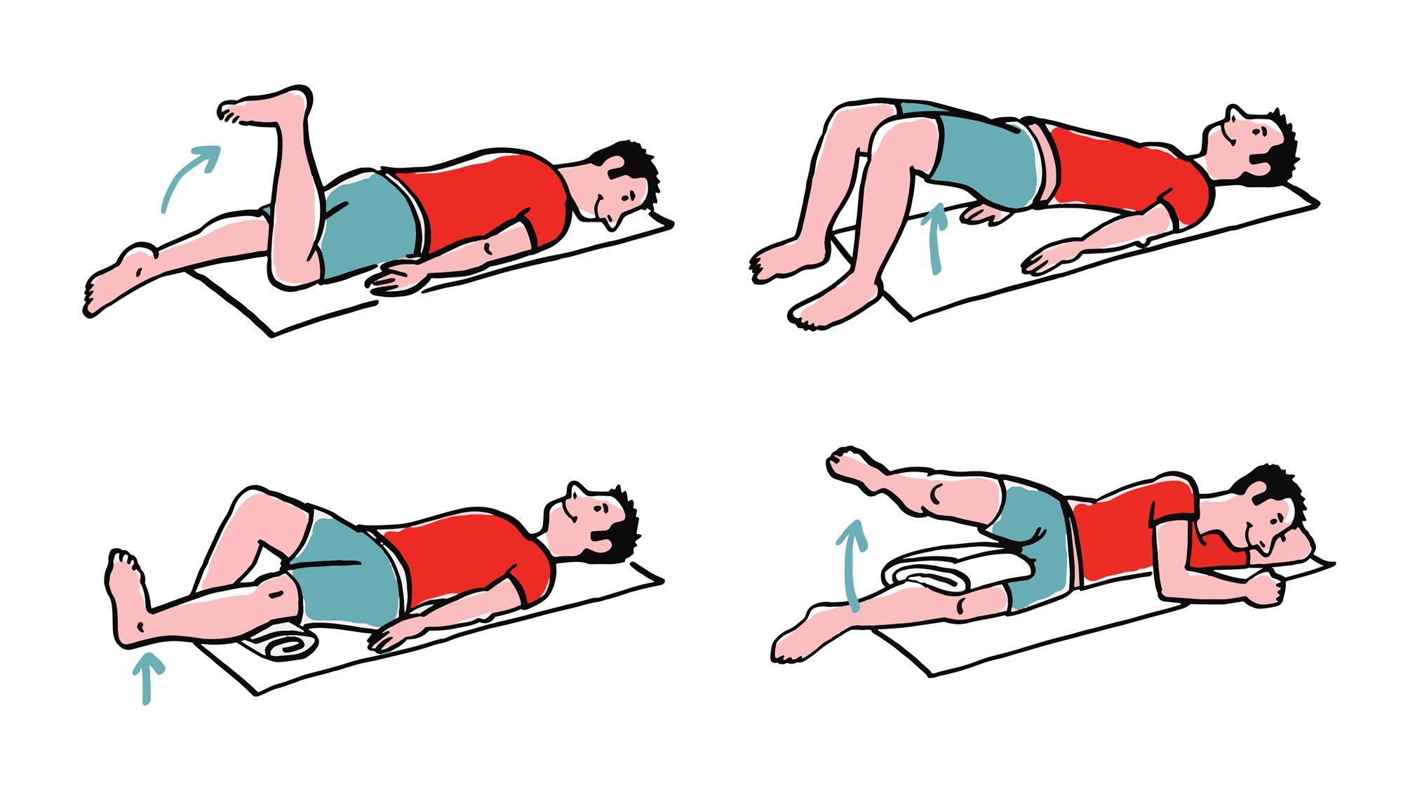 ćwiczenia staw kolanowy 4