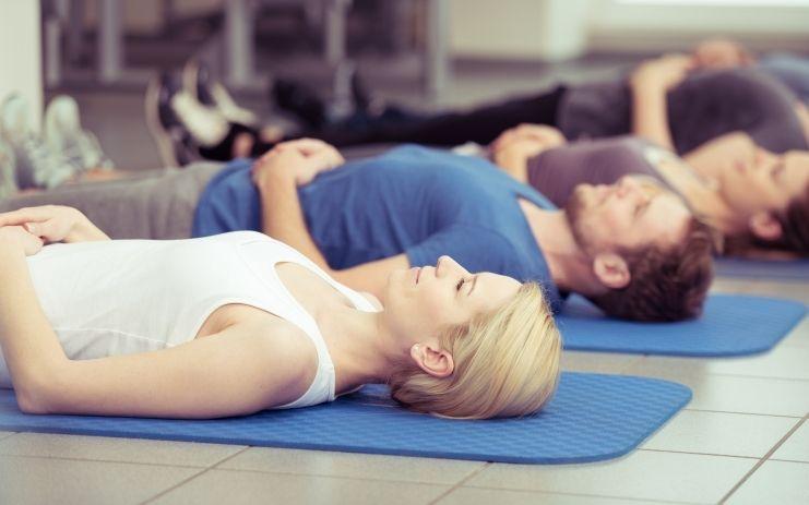 pilates oddech