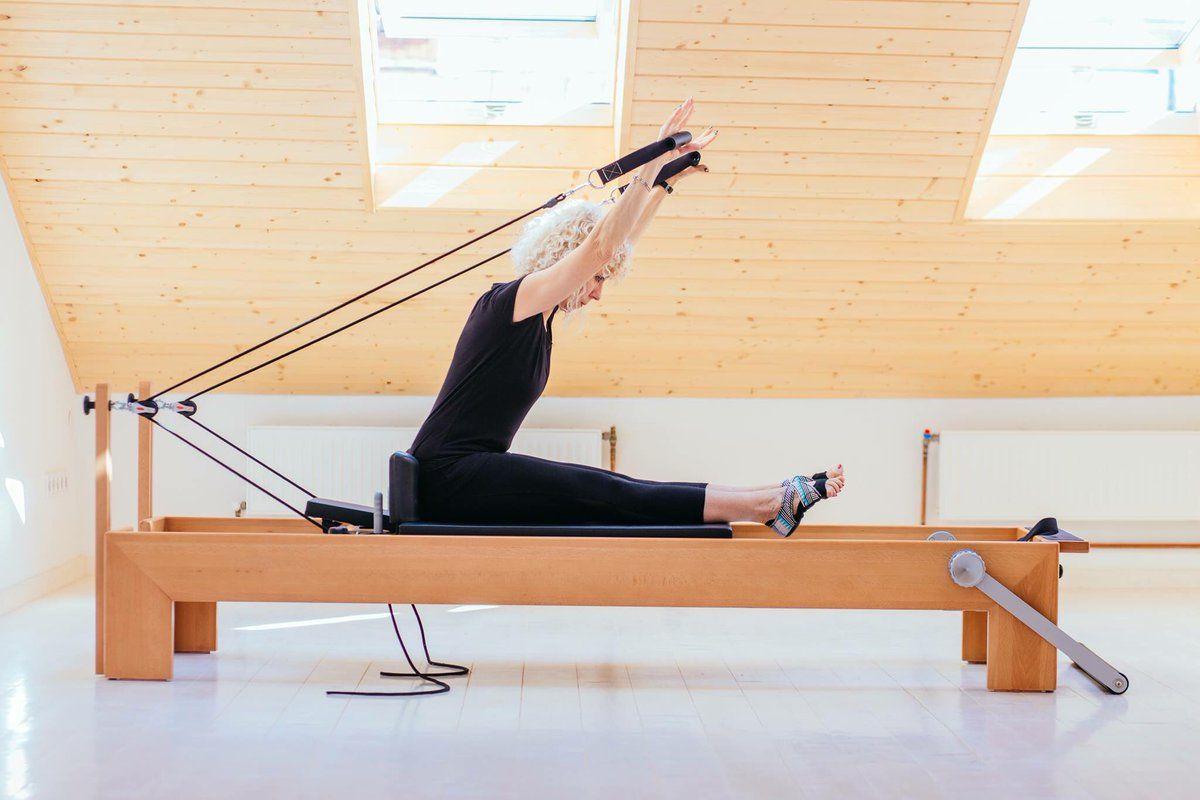 Pilates - ćwiczenia oporowe