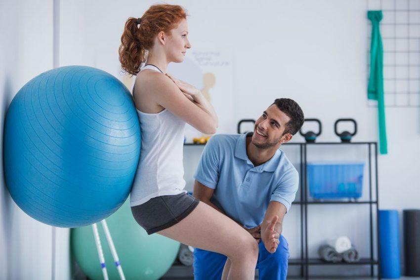 ćwiczenia czynne - kinezyterapia