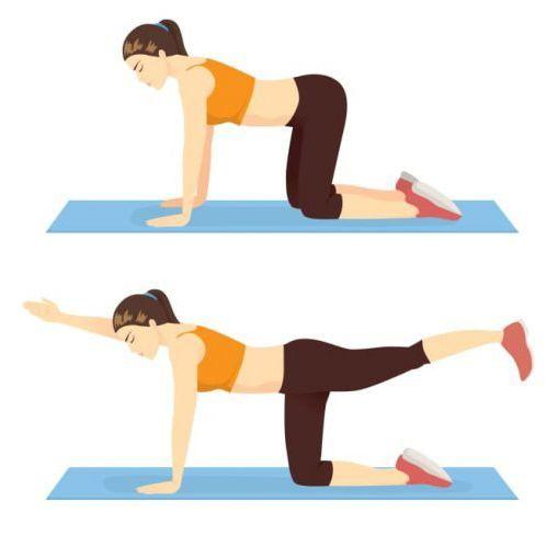 ćwiczenia wzmacniające mięśnie dna miednicy