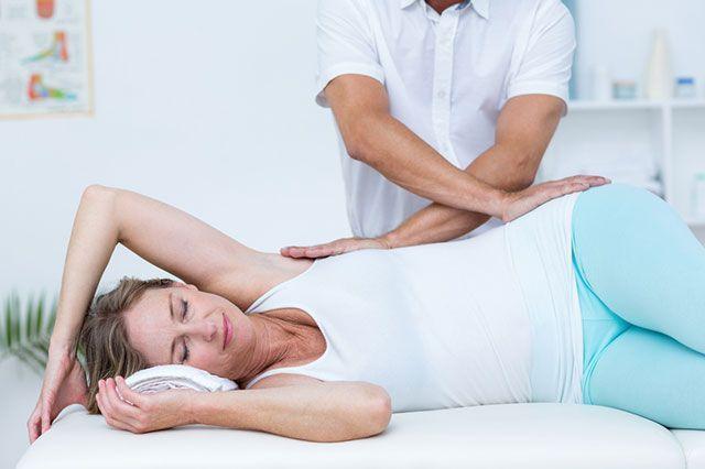 fizjoterapia przy dyskopatii piersiowej