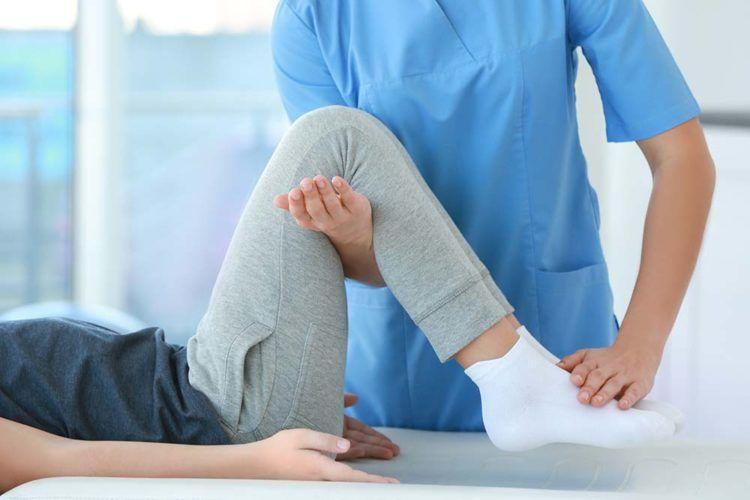 fizjoterapeuta - kinezyterapia