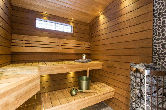 sauna fińska - sucha