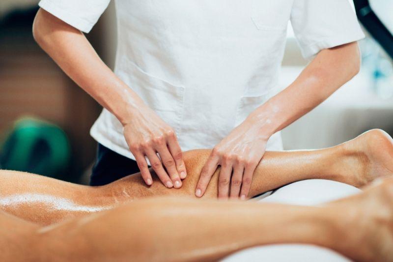 masaż sportowy
