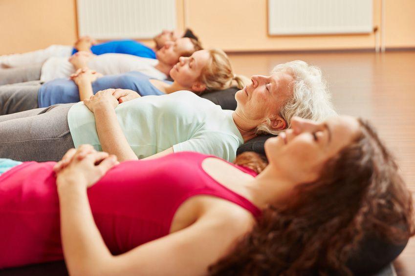 ćwiczenia oddechowe - zajęcia grupowe