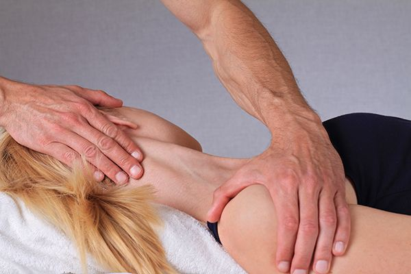 terapia manualna odcinek szyjny kręgosłupa