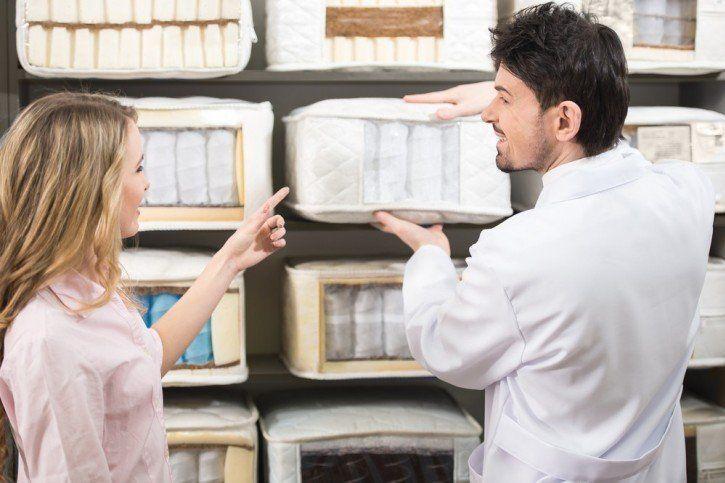 Zdrowy Sen Jaki Materac Wybrać Portal O Fizjoterapii