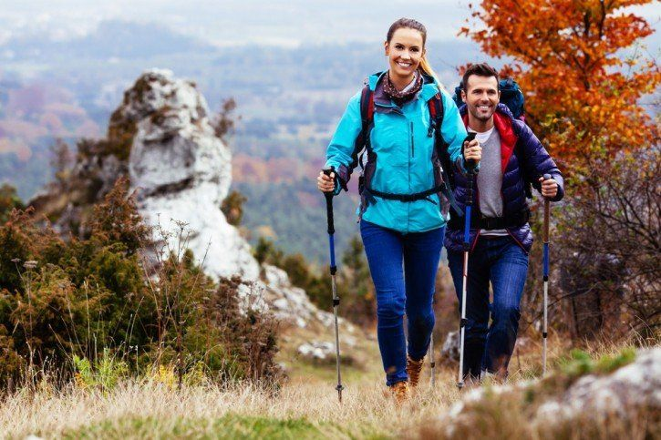 Zasady i technika Nordic Walking